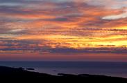 Brockway Sunset ~Karen Karl