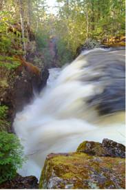 Manganese Falls ~Karen Karl