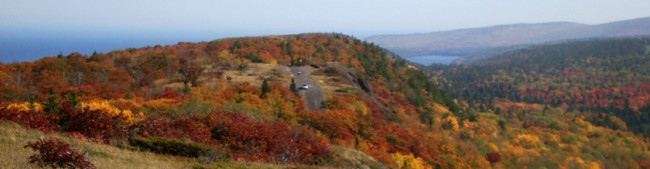 Brockway Mtn & Scenic Drives