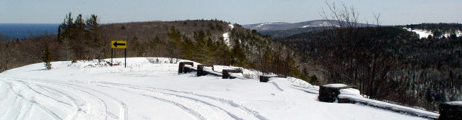 Local Snowmobile Trails