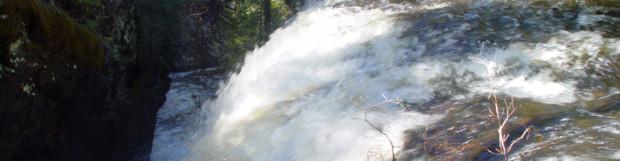 Manganese Falls Rushing!