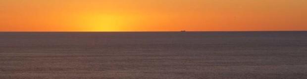 September Sunset on Brockway Mountain