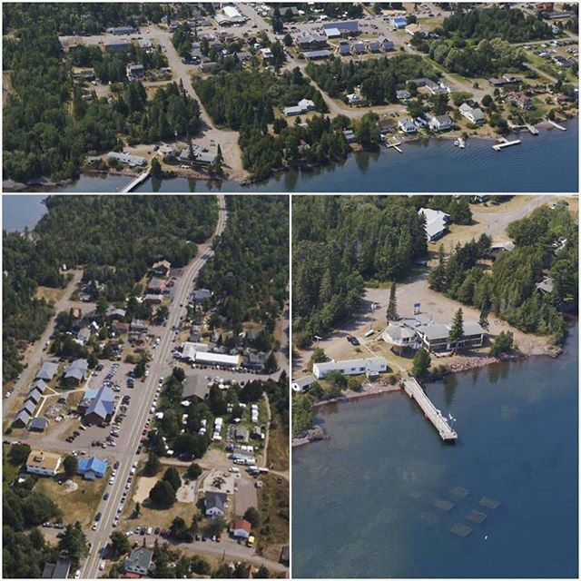 Gorgeous arial shots of Copper Harbor during Art in the Park this last weekend. Courtesy of E Neil Harri. #CopperHarbor #ArtInThePark #michigan #puremichigan #arials #lakesuperior #summer
